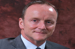 Roger Lamb, Chairman, British Chamber of the Commerce Philippines