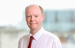 Chief Medical Officer, Professor Chris Whitty