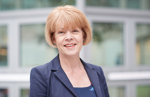 Minister for European Neighbour Wendy Morton