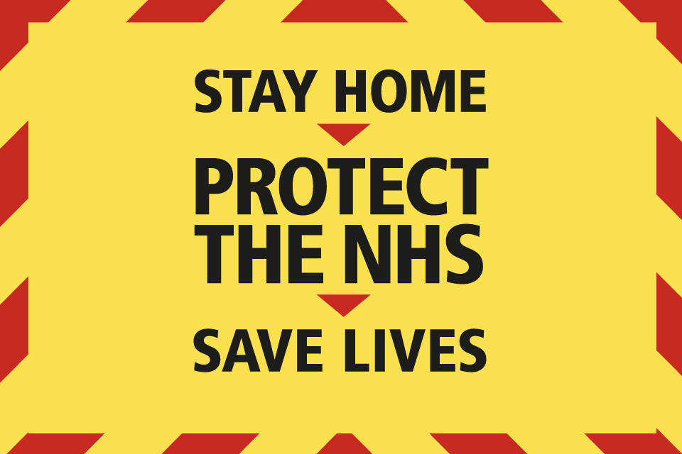 New TV advert urges public to stay at home to protect the NHS and save lives  - GOV.UK