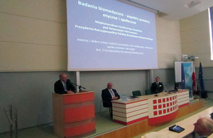 Biomedical research conference in Gdańsk