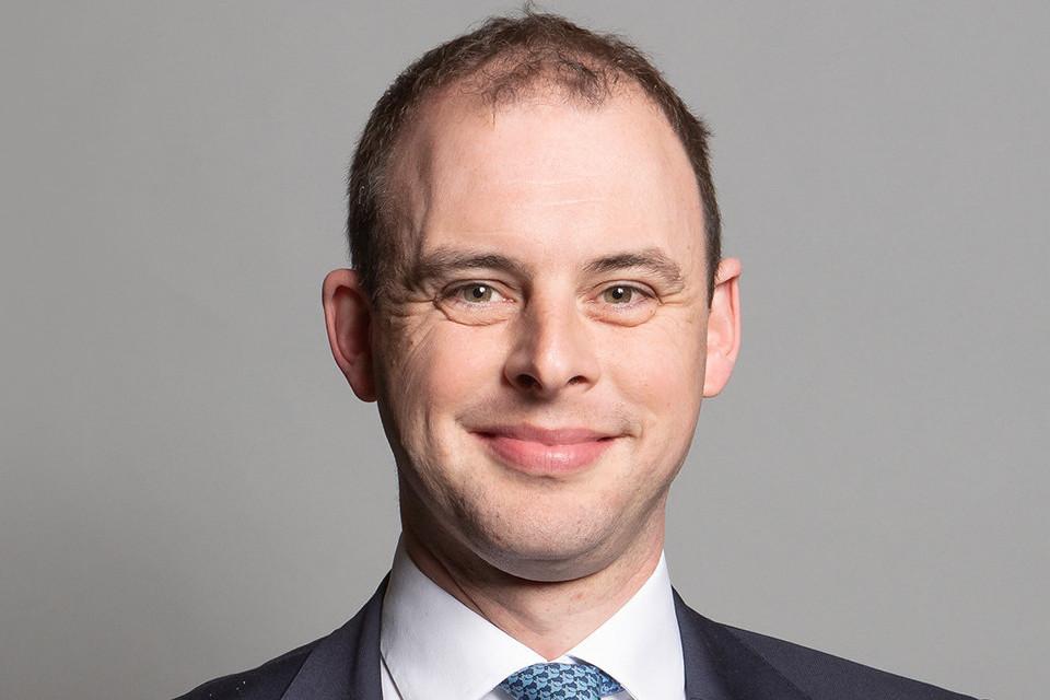 Matt Warman MP, Minister for Digital Infrastructure