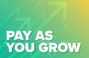 Pay as you grow