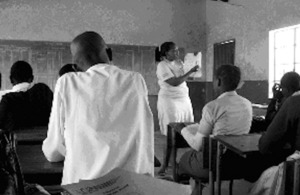 A Sikakha Netsha class session in South Africa