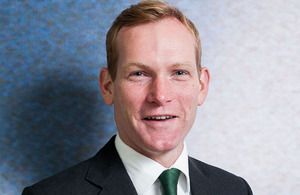 Crime Prevention Minister Jeremy Browne
