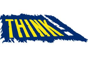 THINK! logo