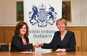 British embassy supports Budapest Pride festival