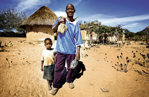 The talks will help decide what will replace the MDG targets in 2015. Picture: Elizabeth Glaser Pediatric AIDS Foundation