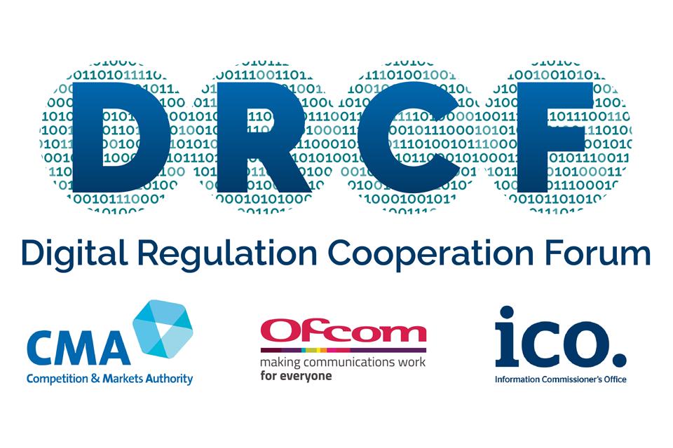DRCF logos