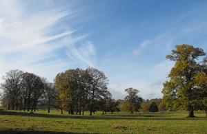 Fawsley Park, Northamptonshire.
