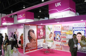 UK Exhibitors at Beautyworld ME 2013