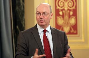 Minister Alistair Burt