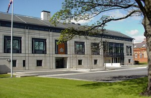 British Embassy Dublin