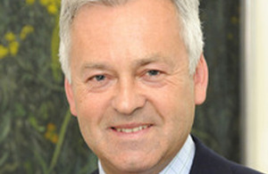 UK Minister of State for International Development Alan Duncan
