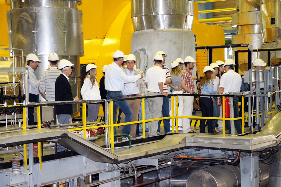 British Embassy visit to Paks Nuclear Power Plant