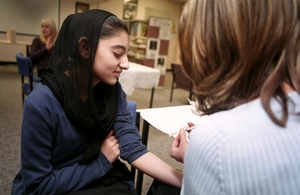 Vaccinating children and teens