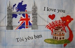 Capturing the UK - Vietnamese diplomatic relation