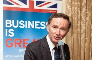UK Minister of Trade and Investment, Lord Green will seek to strengthen UK and Vietnamese bilateral trade and investment ties