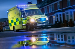 The Welsh Ambulance Service Trust has adopted a new cleaning system to save time and resources