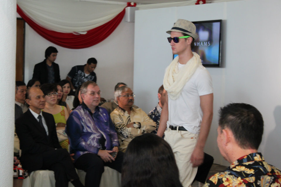 Preview show at The Residence for 'KL Fashion Weekend feat. GREAT British Fashion'