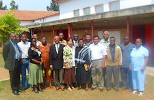 UNISWA researchers