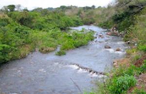 Rio Huazuntlán, near Veracruz, Mexico