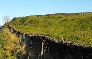 Watergrove Mine, Peak District.