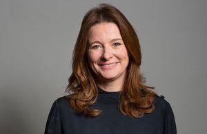 Gillian Keegan Minister for Skills