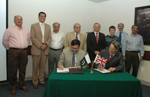 UK and LUMS to provide underprivileged students a brighter future