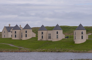 Lough Erne in Northern Ireland, venue of the G8 Summit 17-18 June 2013.