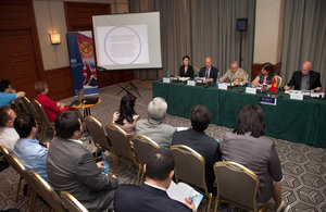 Presentation on British Embassy Activity in Kyrgyzstan