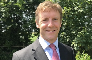 Mr Simon Shercliff CMG OBE