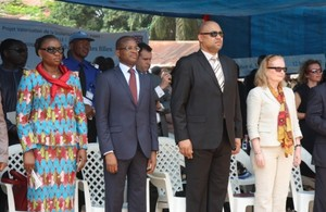 Launch of Girls' Education Challenge programme in DRC