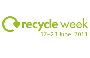 Recycle Week logo