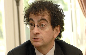 Ambassador to Chile, Mr. Jon Benjamin