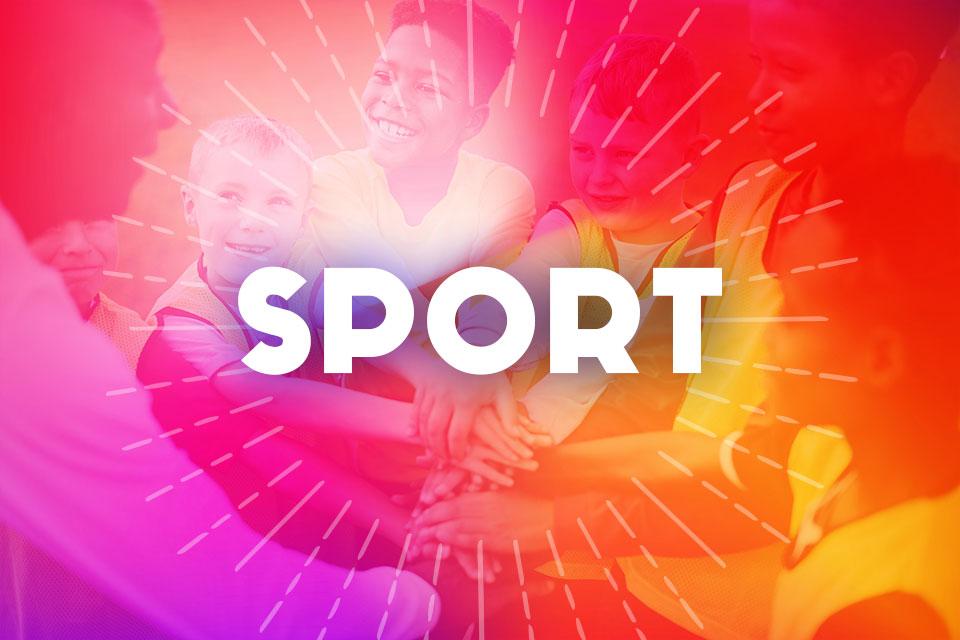 Sport header image for rediscover summer guide