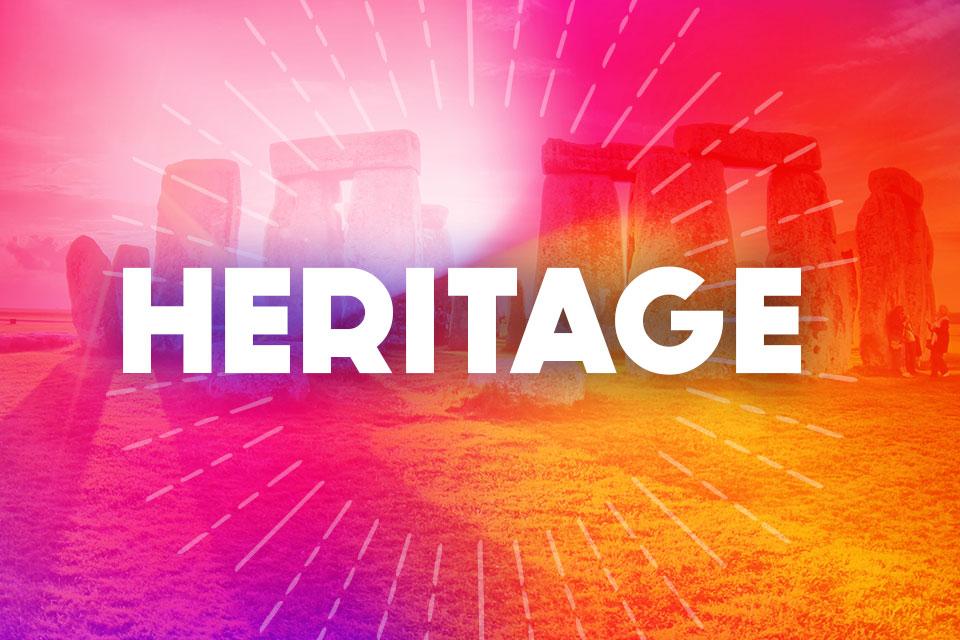 Heritage header image for rediscover summer guide