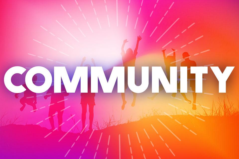 Community header image for rediscover summer guide