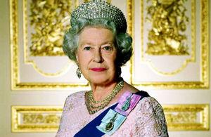 Queen's Birhtday Party - Promoting UK in Tajikistan