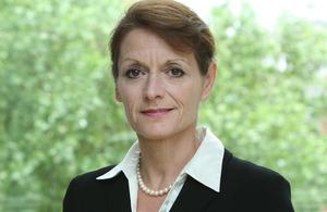 Mrs Helen Kilpatrick, Governor-designate, Cayman Islands