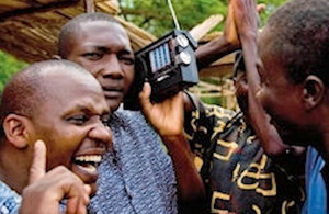 Cover image from Kenya 2007 Elections and their aftermath: the role of media and communication