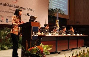 Participants during the GDN 14th Annual conference. Picture: Global Development Network