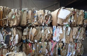 Birmingham-based company's recycling failure leads to charity donation