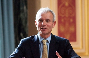 Minister for Europe, David Lidington