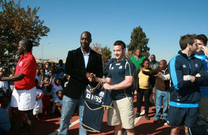 Scotland Rugby Club in Soweto