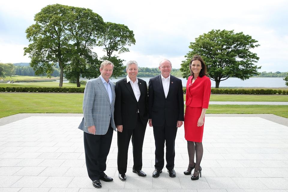 SoS with Fm, dFM and Taoiseach