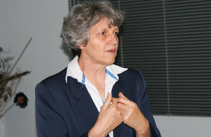 Dr Mary Penny