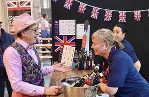 Innovative UK breweries to feature on GREAT stand at New Zealand's premier celebration of good beer