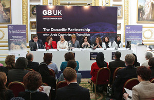G8 Deauville Partnership: Women in Business Conference
