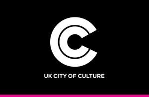 Логотип города культуры Великобритании